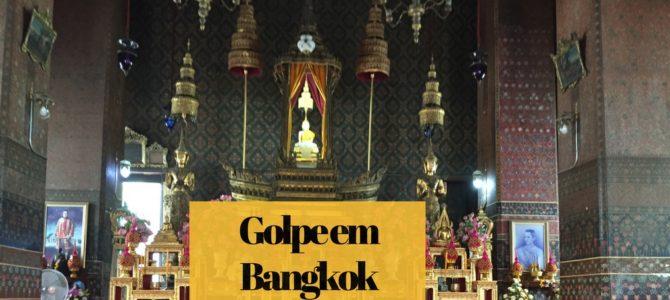 Como não cair no golpe em Bangkok