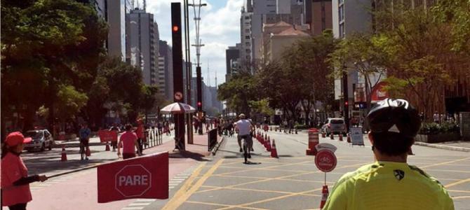 Roteiro para um passeio turístico de bike pelas ciclovias de São Paulo