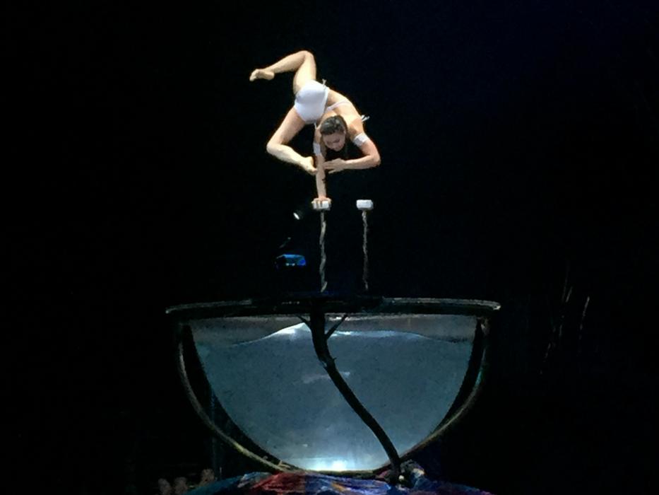 Amaluna, mais um espetáculo do Cirque du Soleil no Brasil