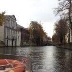 bate-volta em Bruges