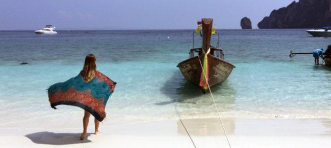 Koh Phi Phi e suas paradisíacas ilhas