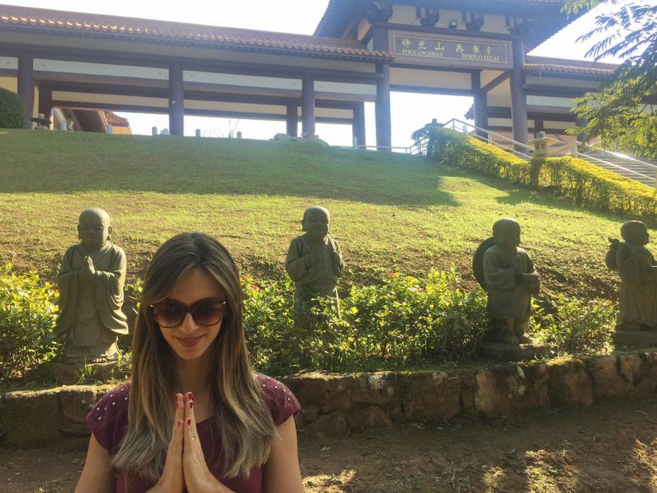 Templo Zu Lai: um passeio gratuito em Cotia, São Paulo