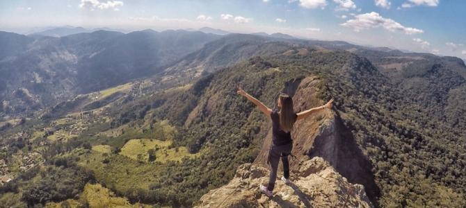 Como subir a Pedra do Baú – a dificuldade da trilha