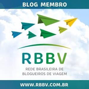 Blog Membro do RBBV - Rede Brasileira de Blogueiros de Viagem