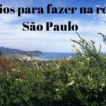 passeios para fazer na região de São Paulo