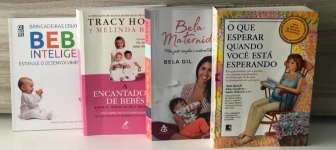 Livros para ler na gravidez: prepare-se para a chegada do seu bebê