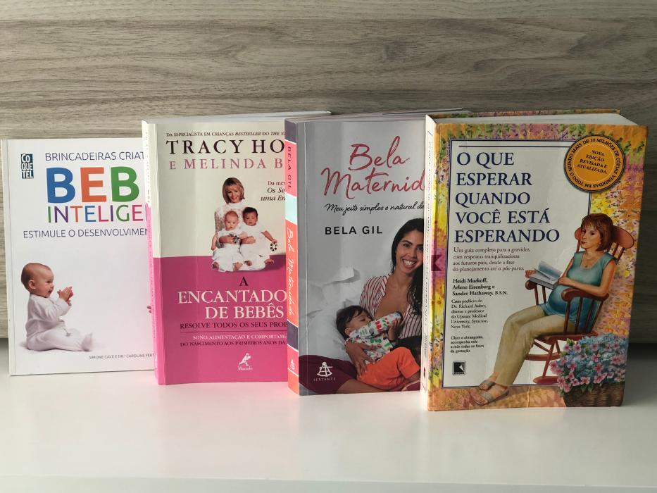 Livros para ler na gravidez
