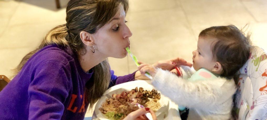 Dicas para alimentação do bebê em viagens